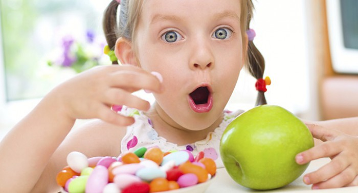 En cuestiones de alimentación no somos un buen ejemplo para nuestros hijos