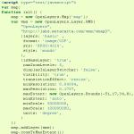 Introdução ao OpenLayers: Propriedades da Layer