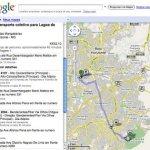 Rotas do Transporte Público no Google Maps