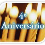 Blog em festa: 4 anos