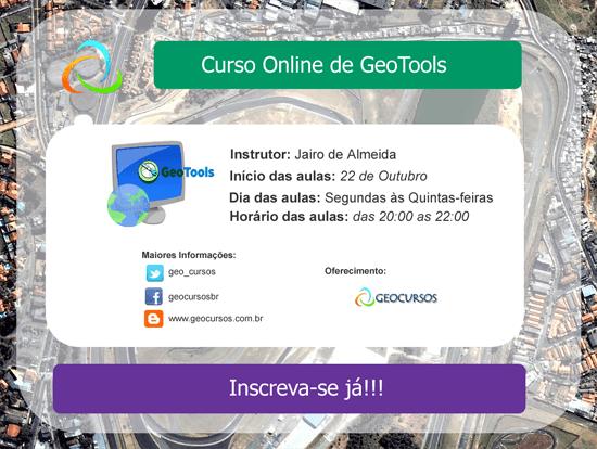 Curso Online de GeoTools – Blog do Fernando Quadro