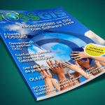 Revista FOSSGIS Brasil no evento FOSS4G North America