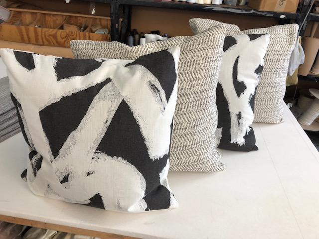 nyc custom pillows cushions