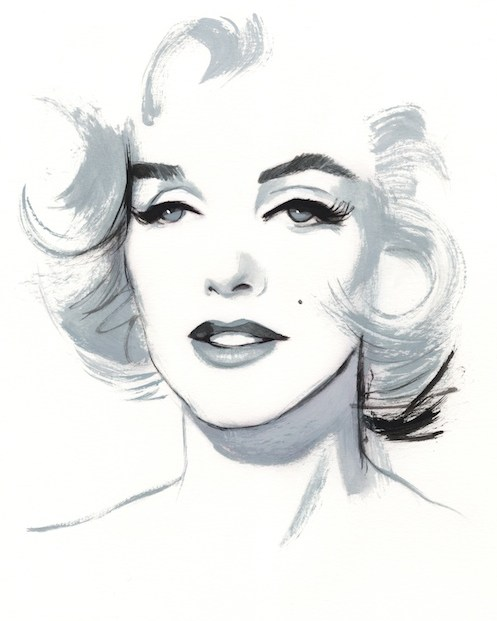Marilyn Monroe Fernando Vicente