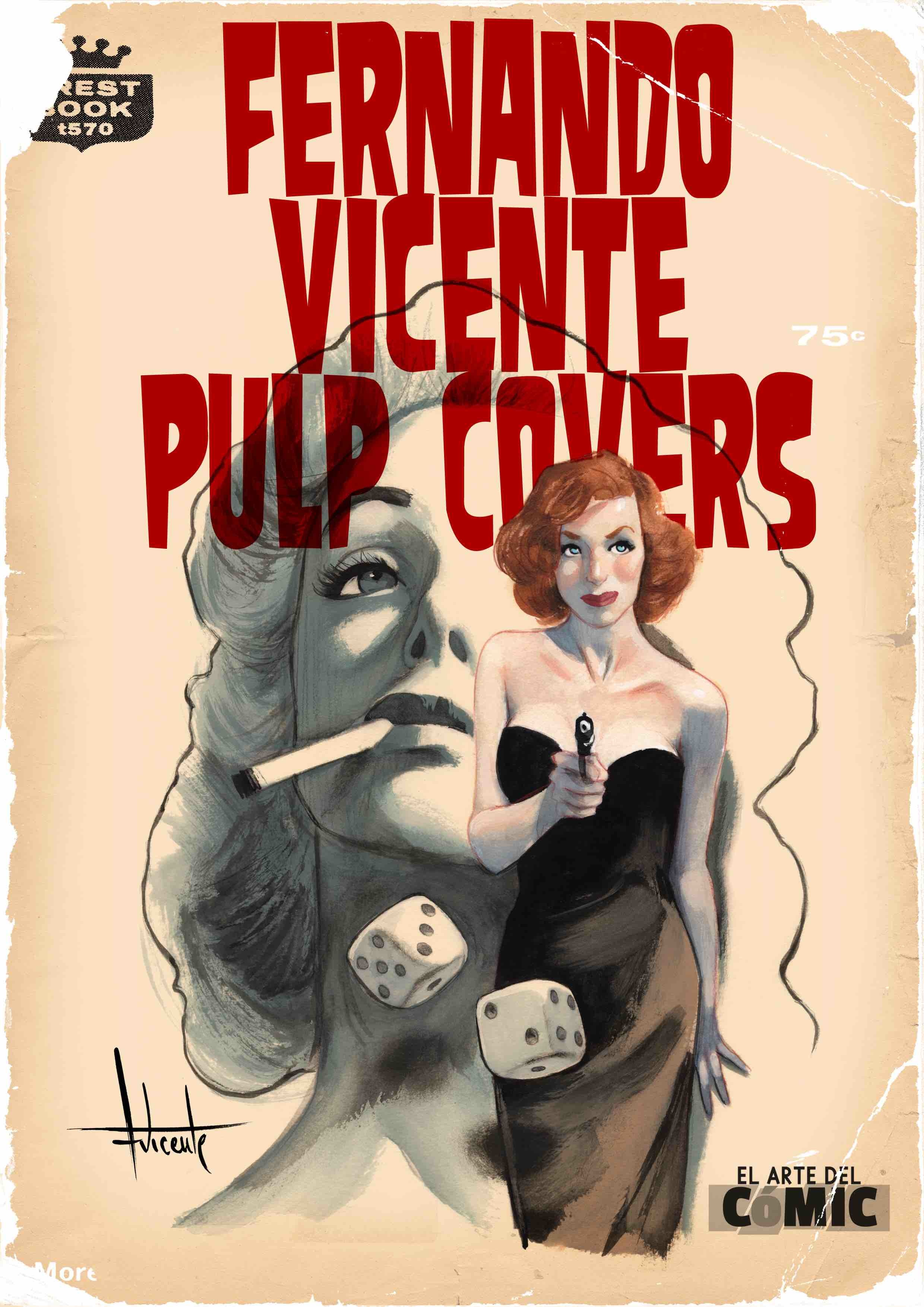 Cartel Pulp Covers