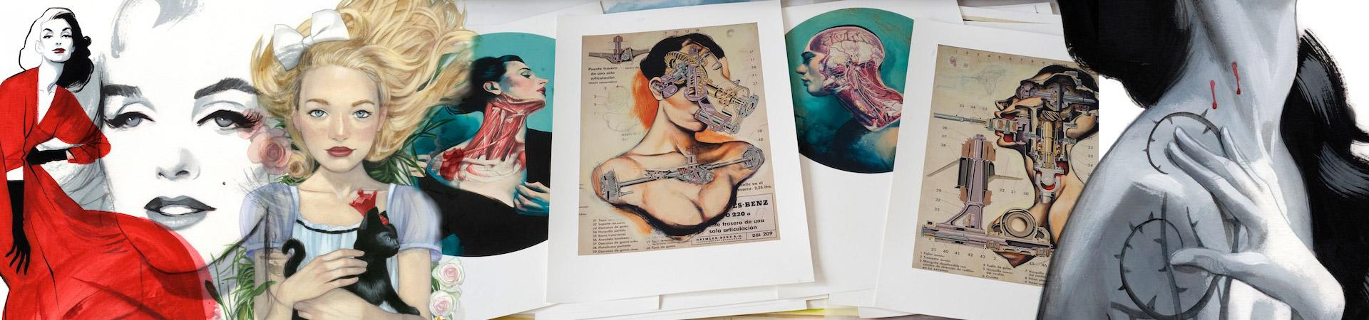 Impresiones - Prints Fernando Vicente Tienda Online Tienda Fernando Vicente