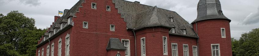 Rechtsanwalt Ferner Alsdorf - Foto  von der Alsdorfer Burg