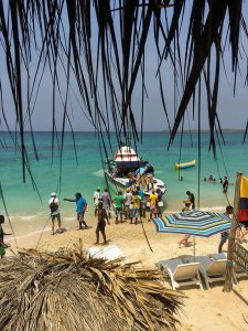 Coastal Colombia with Fernweh Backpackers