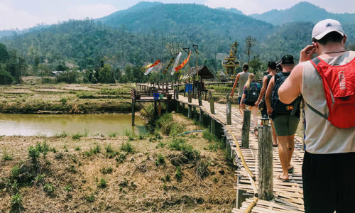 touring Thailand with Fernweh Backpackers