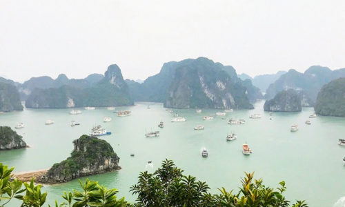 Vietnam travel photos - Fernweh Backpackers