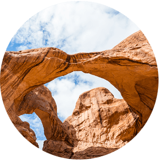Arches in America South West
