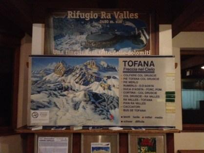 Rifugio Ra Valles / Tofana