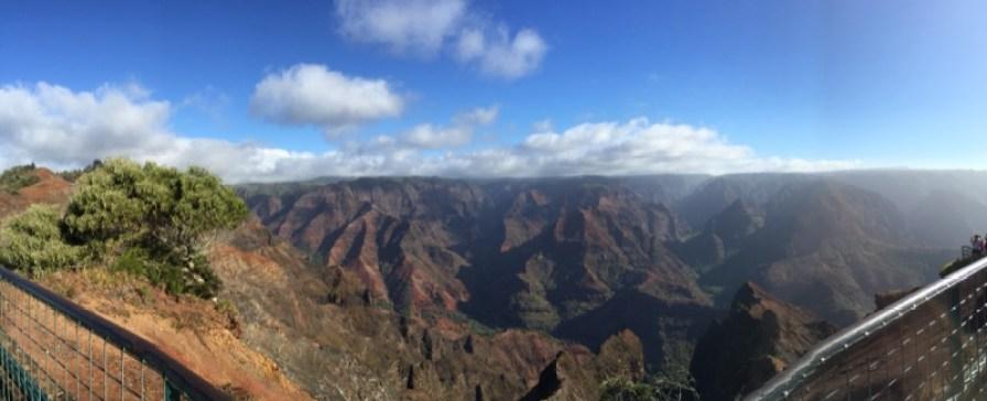 Kauai Hawaii - Weimea Canyon - ohne Worte