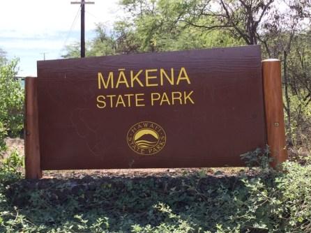 Maui Hawaii - Makena State Park