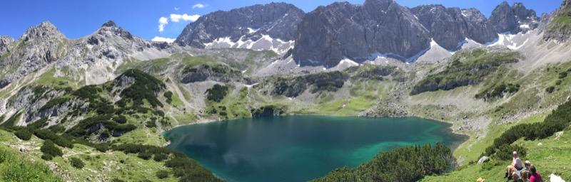 Coburger Hütte - Drachensee