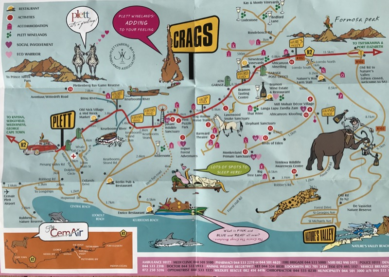 Afrika-Garden-Route