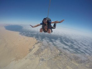 Afrika-Namibia - SkyDive 3
