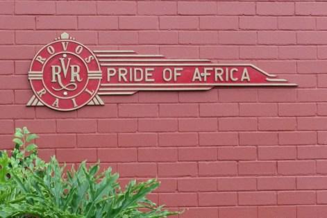Afrika-Rovos-Rail