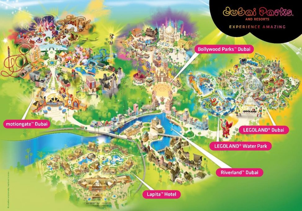 Dubai Parks and Resorts - the ultimate guide ⋆ Fernwehsarah