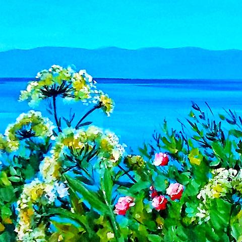 Coral Barclay art