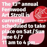 Fernwood Art Stroll 2020