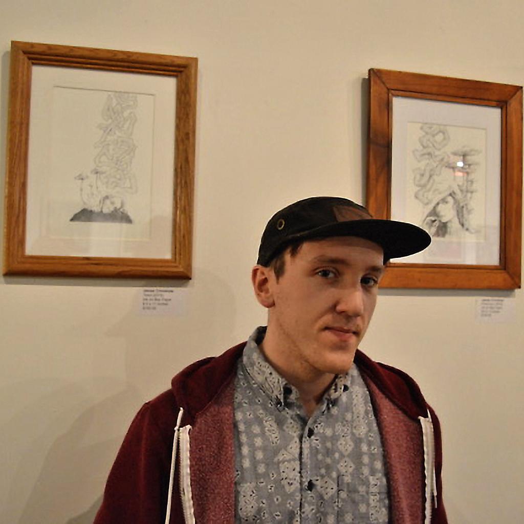 James Grimshaw - Portrait