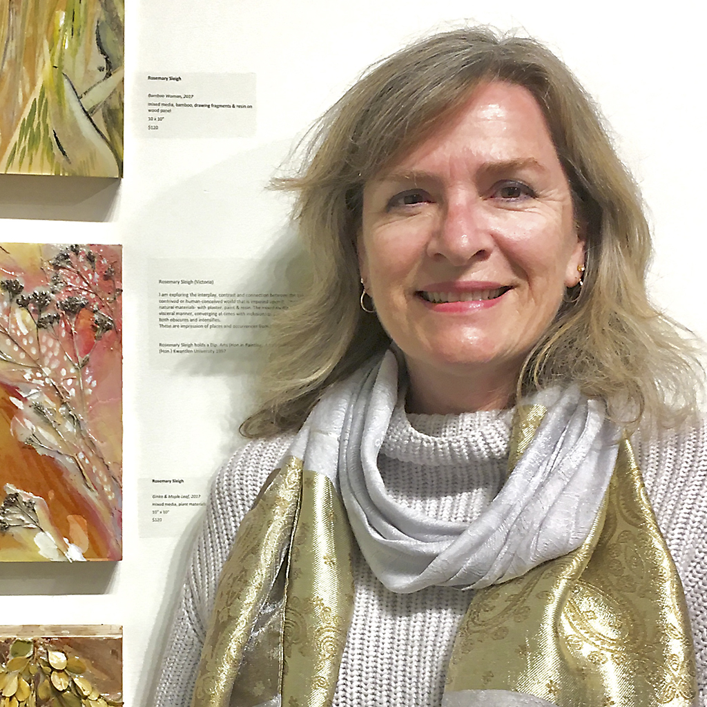 Rosemary Sleigh - Portrait