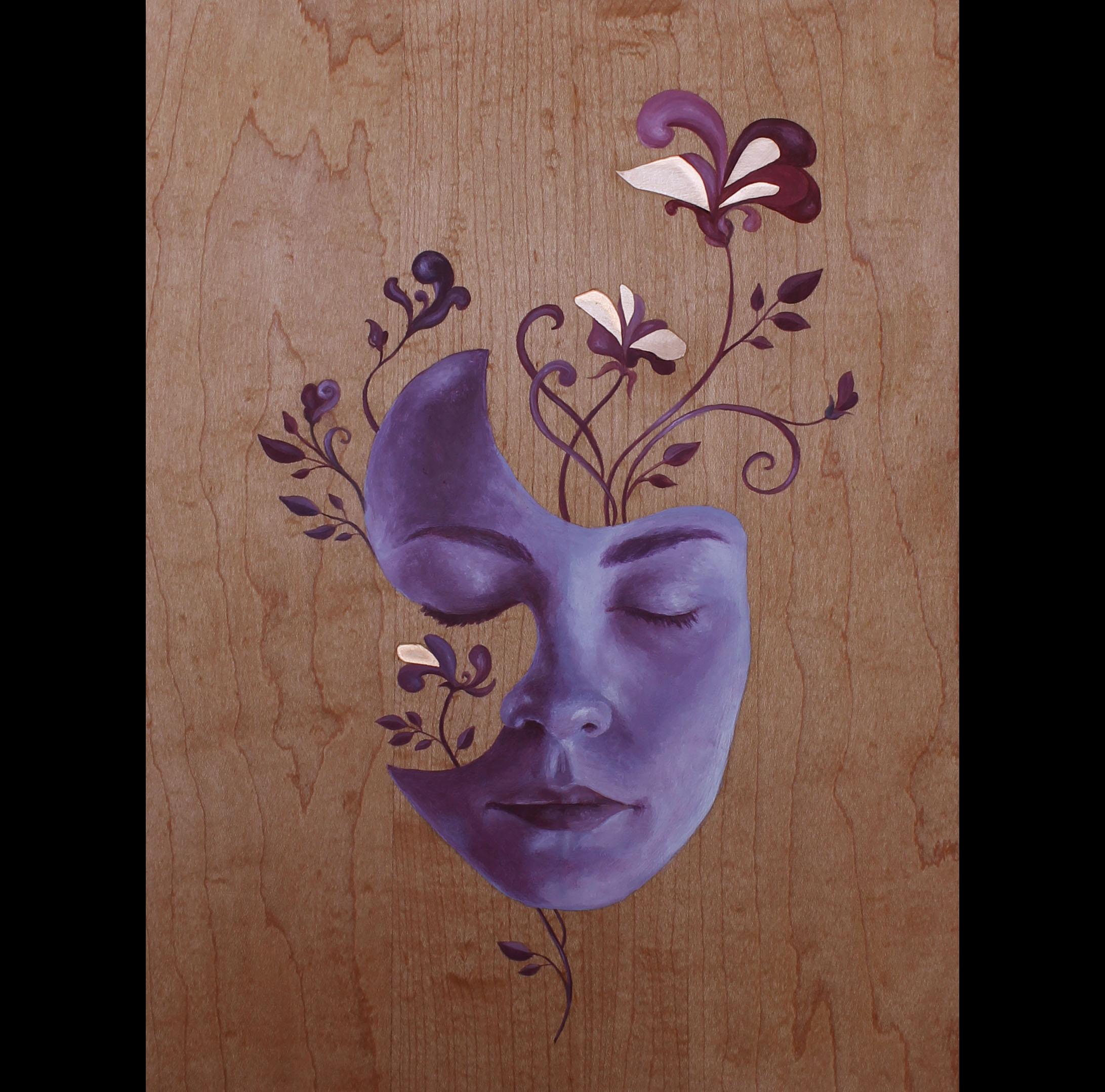 Artwork by Iris Moore