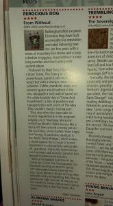 R2 magazine's review