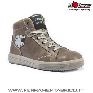 SCARPE ANTINFORTUNISTICHE UPOWER SAFARI