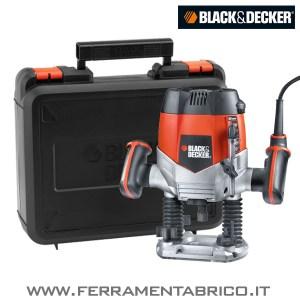 FRESATRICE BLACK DECKER KW900EKA