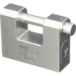 lucchetto antiscasso clarus ISEO Acciaio carbonitrurato chiavi 3 mm 75