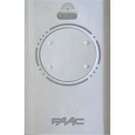 RADIOCOMANDO XT4 433 SLH LR FAAC.