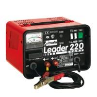 Caricabatterie  LEADER 220 START 230V 12-24V