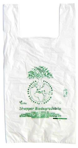 FerramentaOnline SHOP Sacchetti biodegradabili  Borse shopper biodegradabili