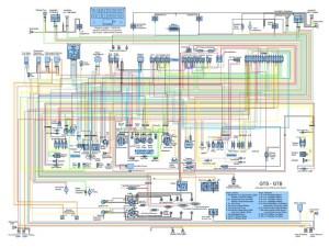 Wiring Diagrams for 1970 to 1985 Ferrari's   FerrariChat