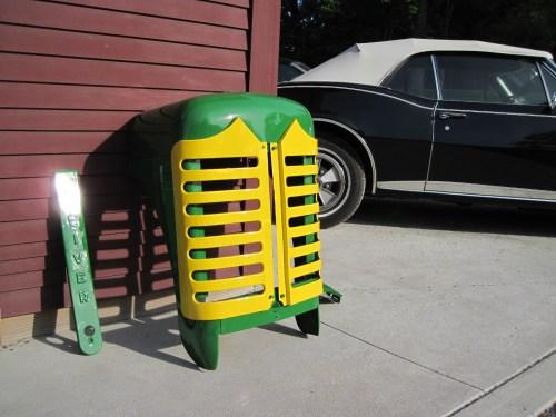 small resolution of oliver 55 tractor grille rh ferraricraft com oliver super 55 parts for sale oliver super 55