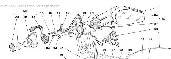 Service manual [2007 Ferrari F430 Blower Motor Removal