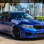 Used 2019 Bmw M5 Competition For Sale Sold Ferrari Of Central New Jersey Stock L3134a