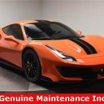 Used 2020 Ferrari 488 Pista For Sale 435 000 Ferrari Of Central New Jersey Stock F0219548t