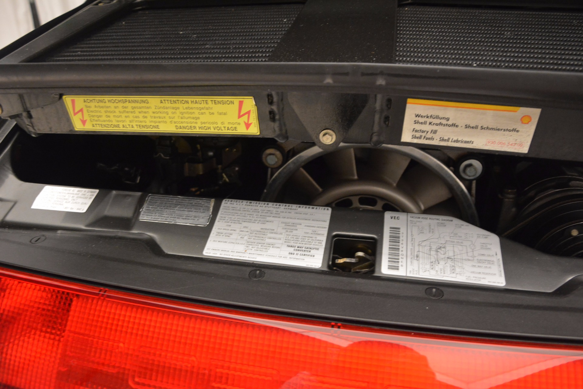 hight resolution of used 1996 porsche 911 turbo greenwich ct