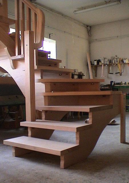 FERRARI SCALE  falegnameria Verona scale per interni