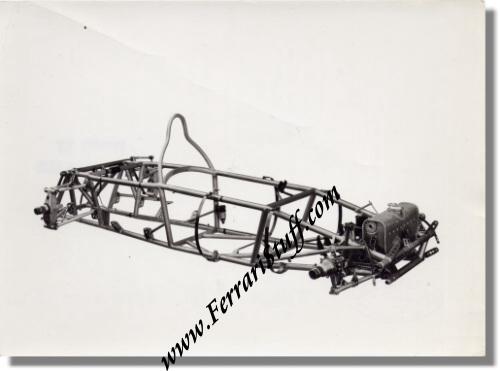 Vintage 1961 set of 4 photos of Ferrari 156 F1 Sharknose