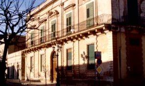 RG 73 Palazzo Nobiliare a Ispica