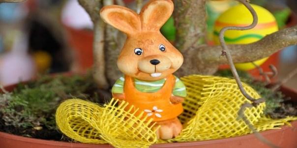 Descubre la historia del conejo de Pascua con Ferratum