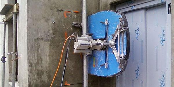 Sciage Bton Mural Et Sol Sciage Et Dcoupe Bton Arm