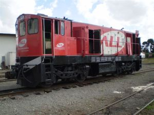 Locomotiva GL8 ALL Fase II.