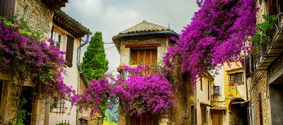 travel on Valentine's Day, Provence (France)