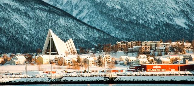destinos para puentes de 3 días, Tromso (Noruega)