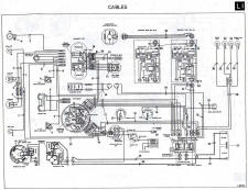 daimler wiring diagram auto electrical wiring diagram Wiring Circuits diagram free daimler ferret electrical equipment